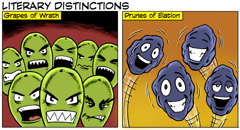 Literary Distinctions