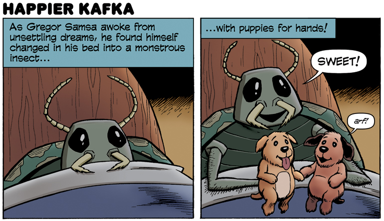 Happier Kafka