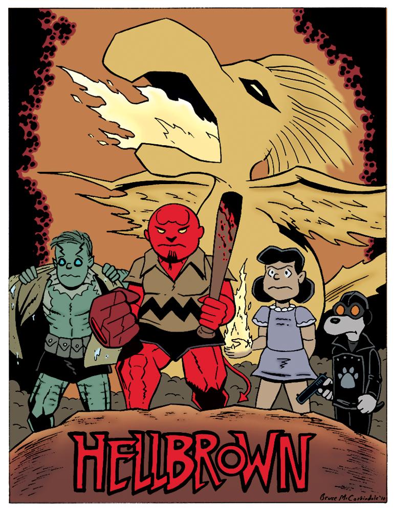 Hellbrown