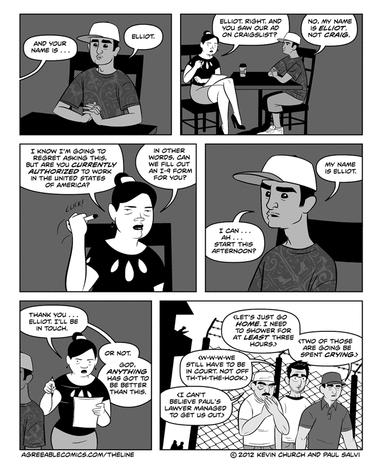La MIgra Loca: Part 07