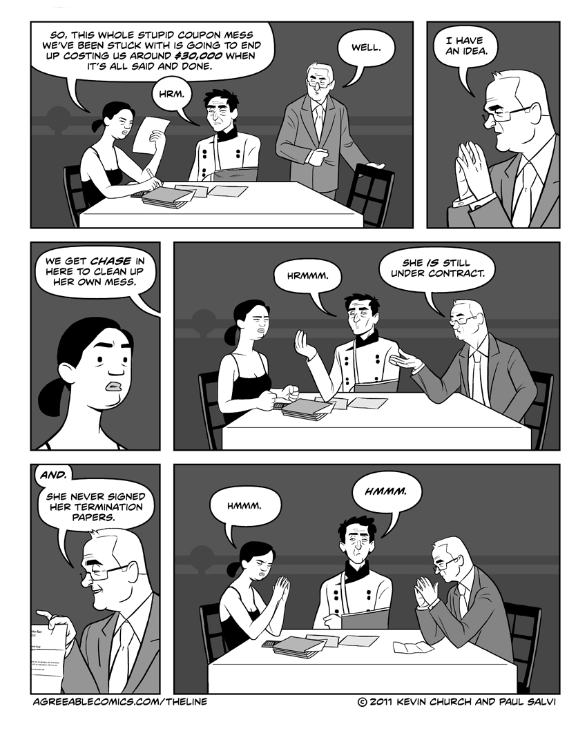 The Social Nightmare: Part 17
